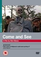 Idi i smotri - British DVD movie cover (xs thumbnail)