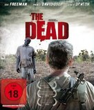 The Dead - German Blu-Ray cover (xs thumbnail)