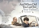 And When Did You Last See Your Father? - British Movie Poster (xs thumbnail)