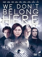 We Don't Belong Here - DVD cover (xs thumbnail)