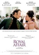 En kongelig affære - French Movie Poster (xs thumbnail)