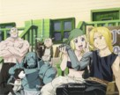 """Hagane no renkinjutsushi"" - Japanese Movie Cover (xs thumbnail)"