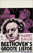 Un grand amour de Beethoven - Dutch Movie Poster (xs thumbnail)