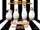 Penguins of Madagascar - British Movie Poster (xs thumbnail)