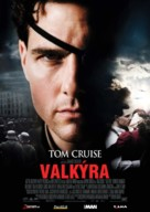 Valkyrie - Slovak Movie Poster (xs thumbnail)