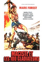 Maciste, gladiatore di Sparta - French Movie Poster (xs thumbnail)