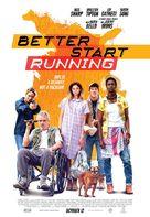 Better Start Running - Movie Poster (xs thumbnail)
