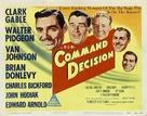 Command Decision - Australian Movie Poster (xs thumbnail)