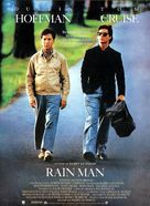 Rain Man - French Movie Poster (xs thumbnail)
