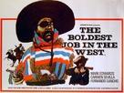 El más fabuloso golpe del Far-West - British Movie Poster (xs thumbnail)