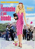 Legally Blonde - French Movie Poster (xs thumbnail)
