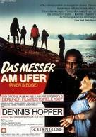River's Edge - German Movie Poster (xs thumbnail)
