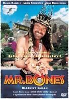 Mr. Bones - Czech Movie Poster (xs thumbnail)