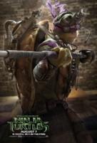 Teenage Mutant Ninja Turtles - Singaporean Movie Poster (xs thumbnail)