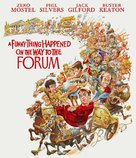 A Funny Thing Happened on the Way to the Forum - Blu-Ray movie cover (xs thumbnail)