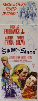 Sinbad the Sailor - Movie Poster (xs thumbnail)