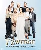 7 Zwerge - Der Wald ist nicht genug - Swiss poster (xs thumbnail)