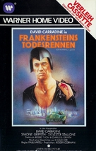 Death Race 2000 - German VHS cover (xs thumbnail)