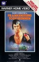 Death Race 2000 - German VHS movie cover (xs thumbnail)