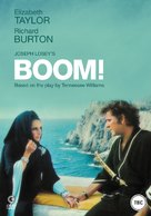 Boom - British DVD movie cover (xs thumbnail)