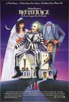 Beetle Juice - Movie Poster (xs thumbnail)