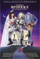 Beetle Juice - Movie Poster (xs thumbnail)