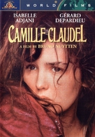 Camille Claudel - DVD cover (xs thumbnail)