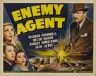Enemy Agent - Movie Poster (xs thumbnail)