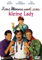 3 Men and a Little Lady - German Movie Cover (xs thumbnail)