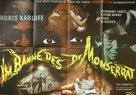 The Sorcerers - German Movie Poster (xs thumbnail)