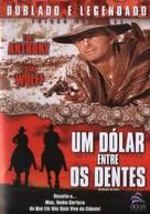 Un dollaro tra i denti - Brazilian Movie Cover (xs thumbnail)