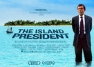 The Island President - British Movie Poster (xs thumbnail)