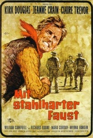 Man Without a Star - German Movie Poster (xs thumbnail)