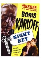 Night Key - Movie Poster (xs thumbnail)