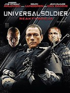 Universal Soldier: Regeneration - Polish Movie Cover (xs thumbnail)