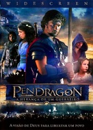 Pendragon: Sword of His Father - Brazilian DVD movie cover (xs thumbnail)
