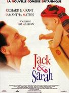 Jack & Sarah - French Movie Poster (xs thumbnail)