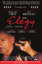 Elegy - British Movie Poster (xs thumbnail)