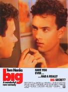 Big - Movie Poster (xs thumbnail)