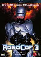 RoboCop 3 - Danish DVD cover (xs thumbnail)
