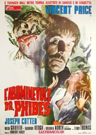 The Abominable Dr. Phibes - Italian Movie Poster (xs thumbnail)