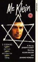 Monsieur Klein - British VHS cover (xs thumbnail)
