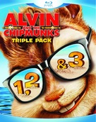 Alvin and the Chipmunks: Chipwrecked - Blu-Ray cover (xs thumbnail)