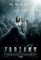 The Legend of Tarzan - Croatian Movie Poster (xs thumbnail)