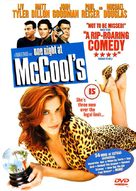 One Night at McCool's - British DVD cover (xs thumbnail)