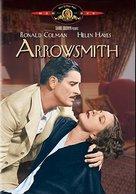 Arrowsmith - DVD cover (xs thumbnail)