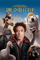 Dolittle - French Movie Cover (xs thumbnail)
