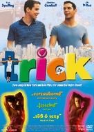 Trick - German DVD cover (xs thumbnail)