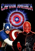 Captain America - German DVD movie cover (xs thumbnail)