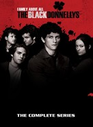 """""""The Black Donnellys"""" - DVD movie cover (xs thumbnail)"""